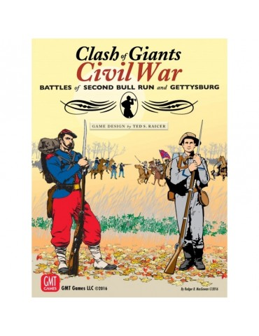 Clash of Giants: Civil War...