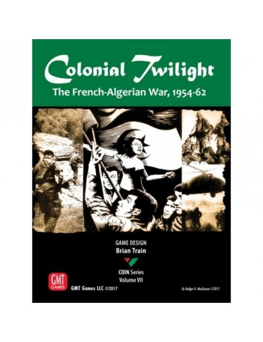 Colonial Twilight: The...