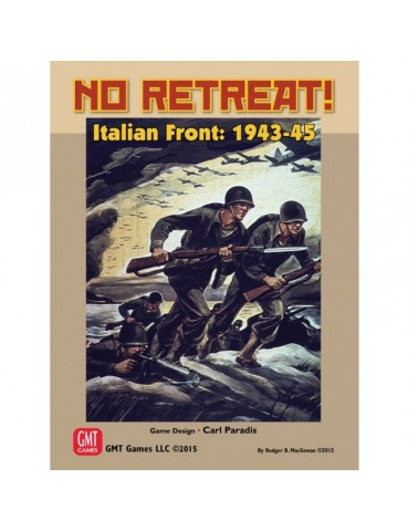 No Retreat 4: The Italian...