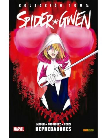 Spider-Gwen 3. Depredadores