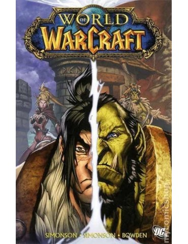 World of Warcraft 1 (Cómic)