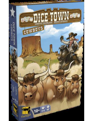 Dice Town: Cowboys