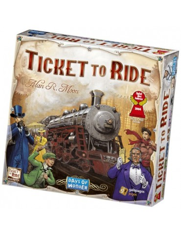 Ticket to Ride (Idiomas...