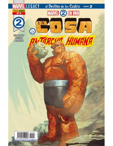Marvel 2 En 1. La Cosa y...