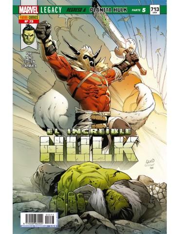 El Alucinante Hulk V.2 73