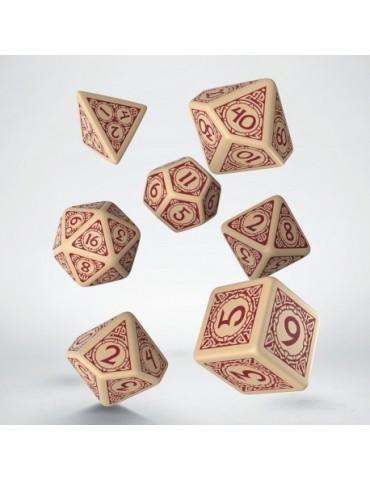 Set de Dados Viking Beige &...