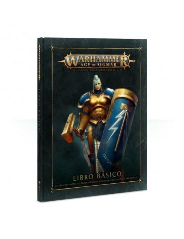 Libro básico de Warhammer...