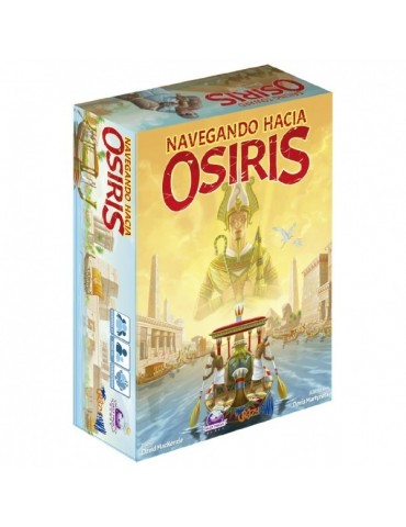 Navegando hacia Osiris