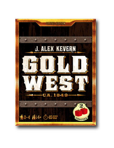 Gold West (Castellano)
