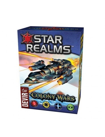 Star Realms: Colony Wars +...