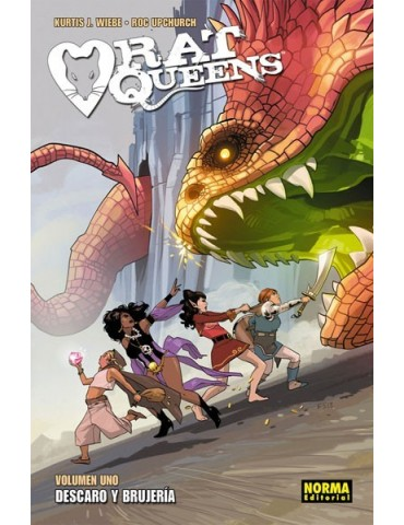 Rat Queens 1. Descaro y...