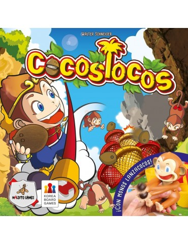 Cocos Locos (Castellano)