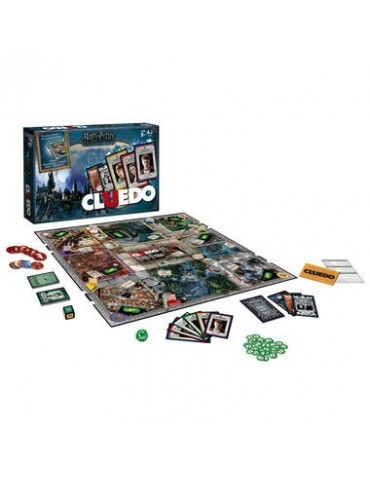 Cluedo Harry Potter...
