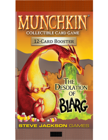 Munchkin Collectible Card...