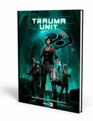 Trauma Unit + Copia Digital