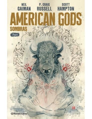 American Gods Sombras Nº07/09