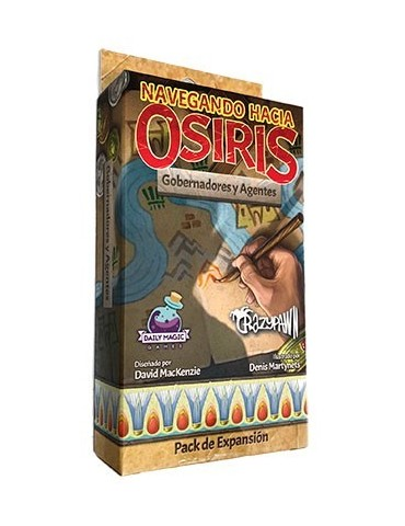 Navegando hacia Osiris:...