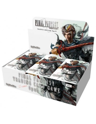 Final Fantasy TCG: Display...