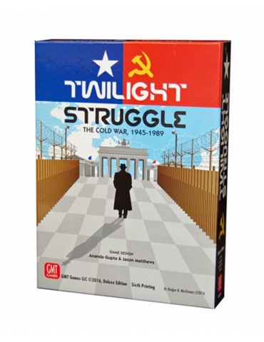 Twilight Struggle Deluxe...