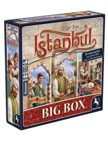 Istanbul: Big Box (Inglés)