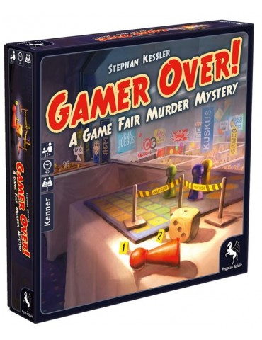 Gamer Over! A Game Fair...