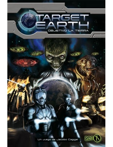 Target Earth