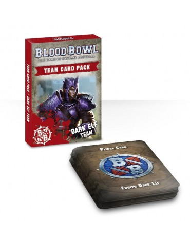 Blood Bowl Team Card Pack -...