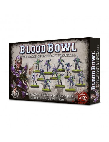 Blood Bowl: The Naggaroth...