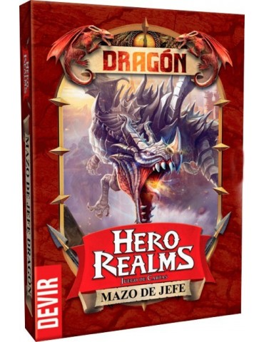 Hero Realms: Mazo de Jefe -...