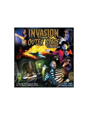 Invasion from Outer Space:...