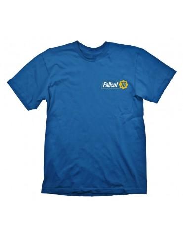Camiseta Fallout Vault 76