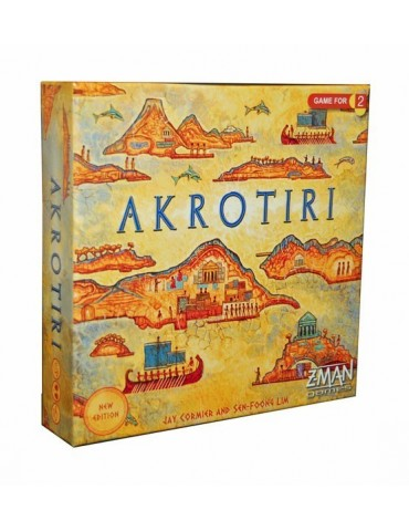 Akrotiri (New Edition)
