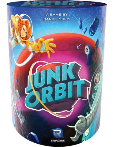 Junk Orbit (Inglés)