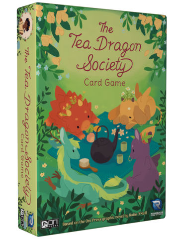 The Tea Dragon Society Card...