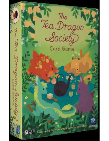 The Tea Dragon Society Card...
