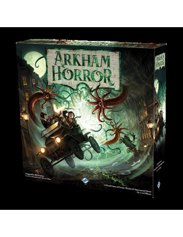 Arkham Horror 3a Edición...