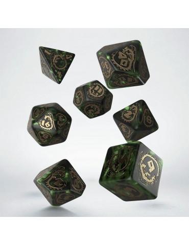 Set de dados Dragons:...
