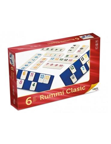 Rummi Clasic 6 jugadores...