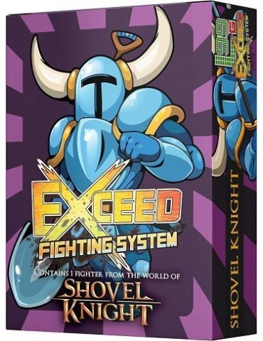 EXCEED: Shovel Knight Bonus...