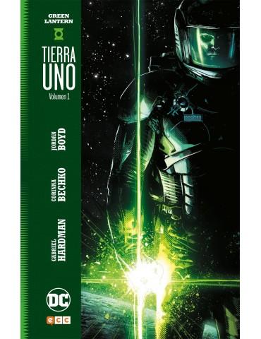 Green Lantern: Tierra uno...