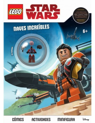 LEGO Star Wars. Naves...