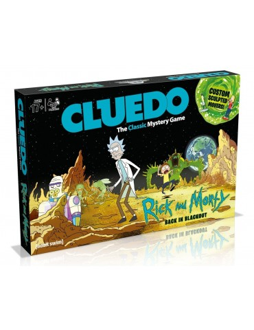 Cluedo Rick & Morty: Back...