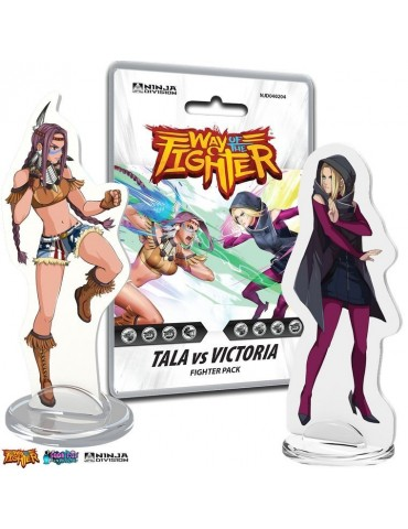 Way of the Fighter: Tala vs...