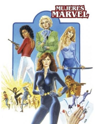 Mujeres Marvel (Marvel...