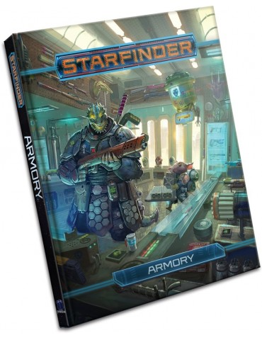 Starfinder Armory (Inglés)