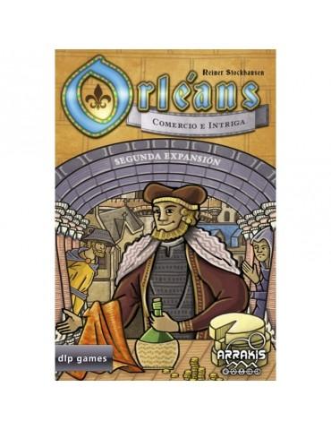 Orléans: Comercio e Intriga...