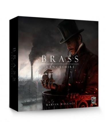 Brass: Lancashire (Inglés)