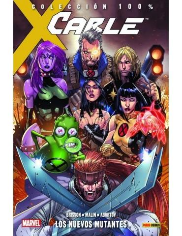 Cable 02: Los Nuevos Mutantes