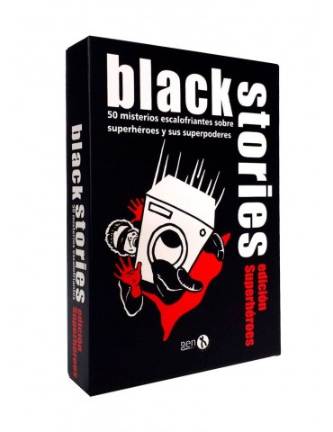 Black Stories: Superhéroes