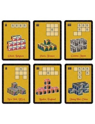 Cubist: Cards Expansion Pack